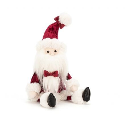 Jellycat Cranberry Santa - Medium